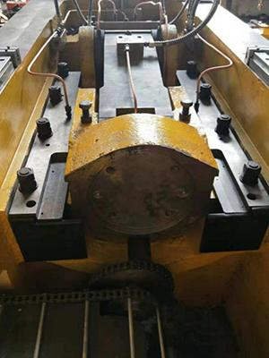 200ton Knuckle Joint Press, Horizontal Type